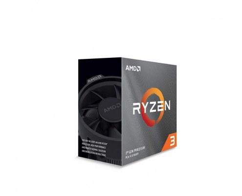 AMD 3000 series Ryzen 3 3100 processor