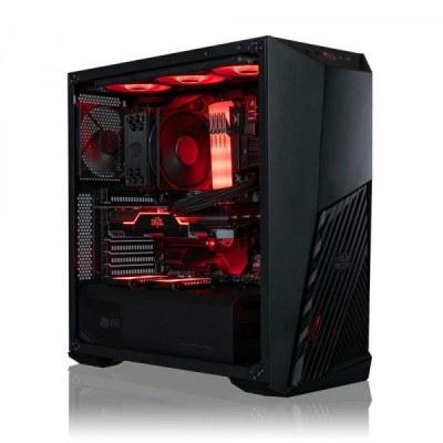 Cooler master K501L gaming cabinet