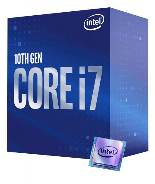 Intel 10th gen Core i7 CPU