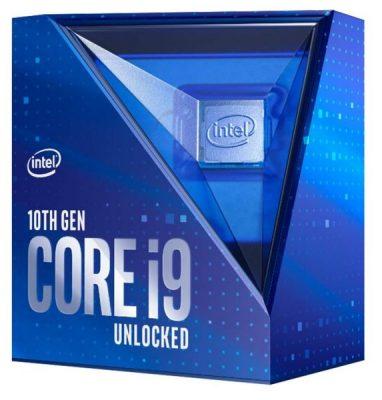 Intel 10th gen Core i9 CPU