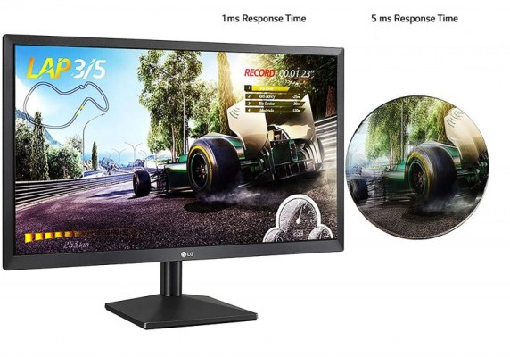 LG gaming monitor (21.5 inches)