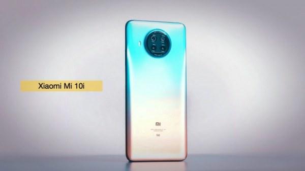 Xiaomi Mi 10i