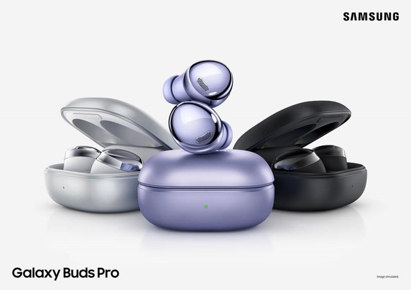 Samsung Galaxy-Buds-Pro wireless earbuds