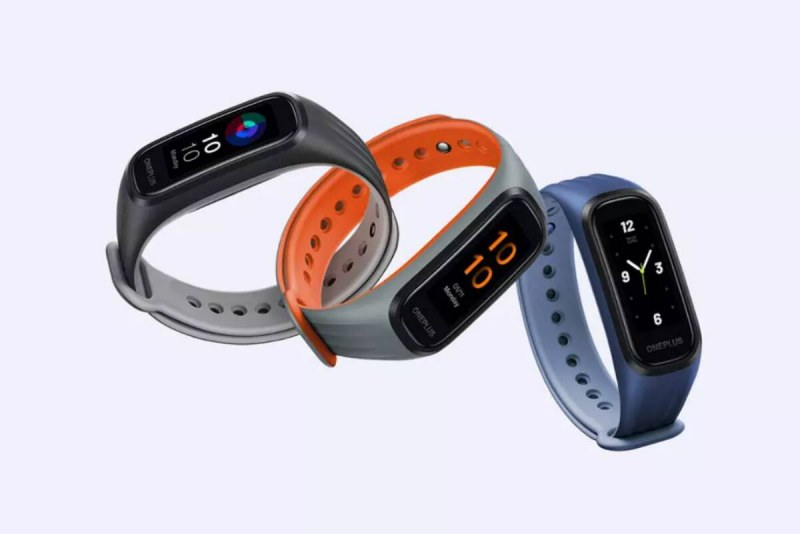 One Plus fitness band