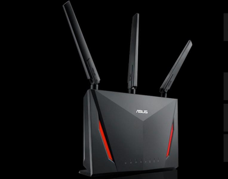 ASUS RT-AC86U AC2900 Gaming Router
