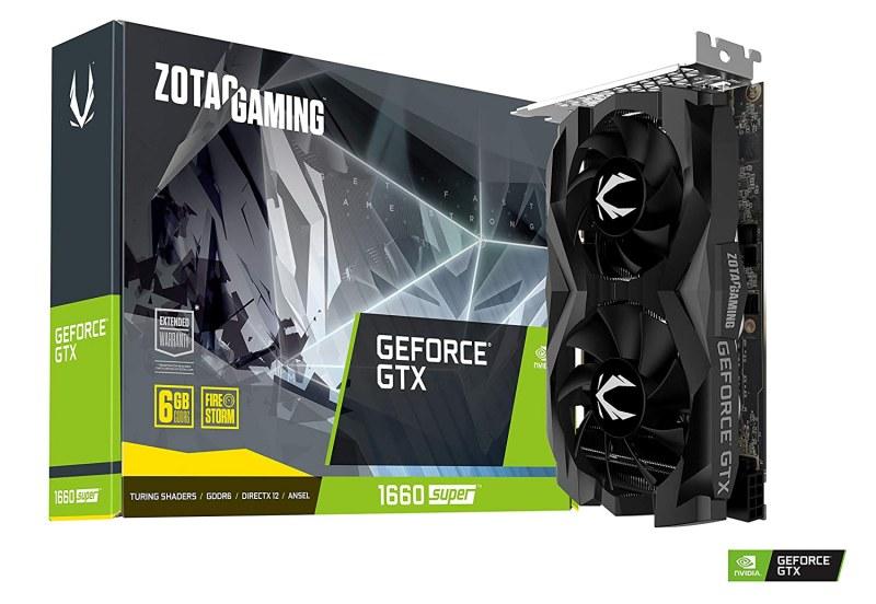 Zotac GeForce GTX 1660 Super GPU