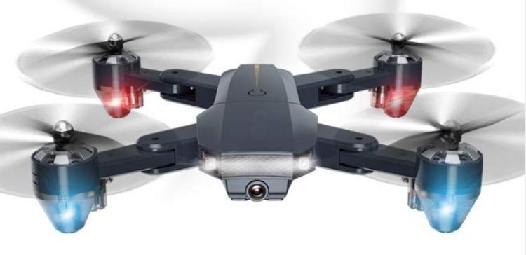 Amitasha 2.4GHz Altitude Hold RC Camera Drone