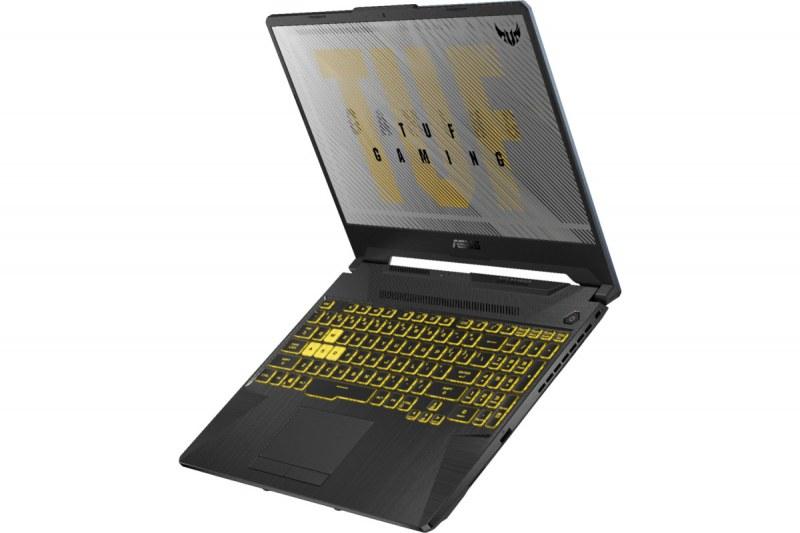 Asus TUF A15 gaming laptop