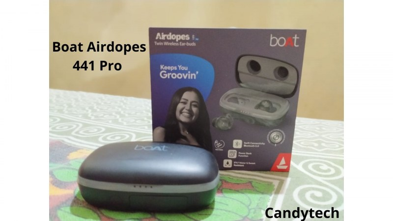 Boat Airdopes 441 Pro Review