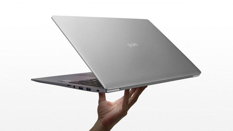 LG Gram lightweigh laptop