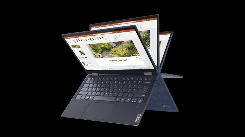 Lenovo Yoga 6 convertible touchscreen laptop launch in India