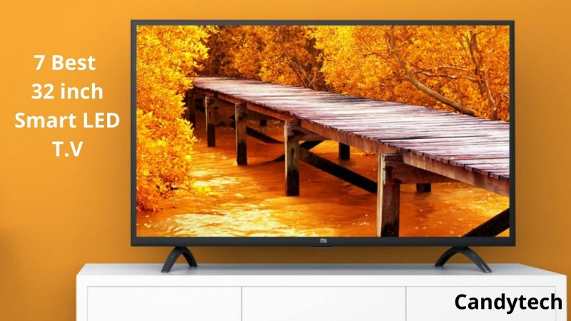 32inch smart led tv