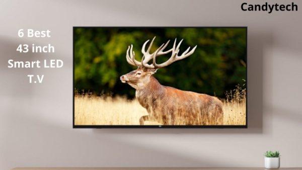 Best 43 inch LED Smart TV