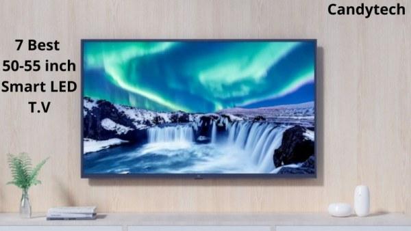 50-55 inch smart TV