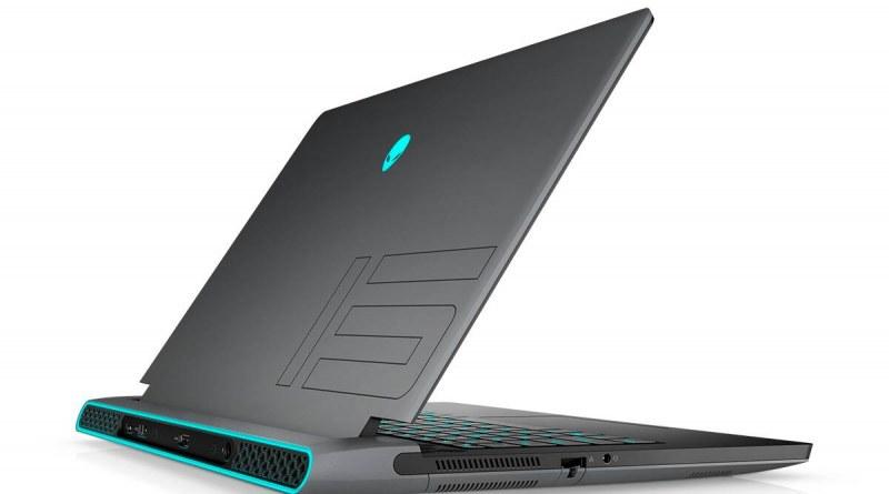 Alienware M15 Ryzen Edition R5 gaming laptop