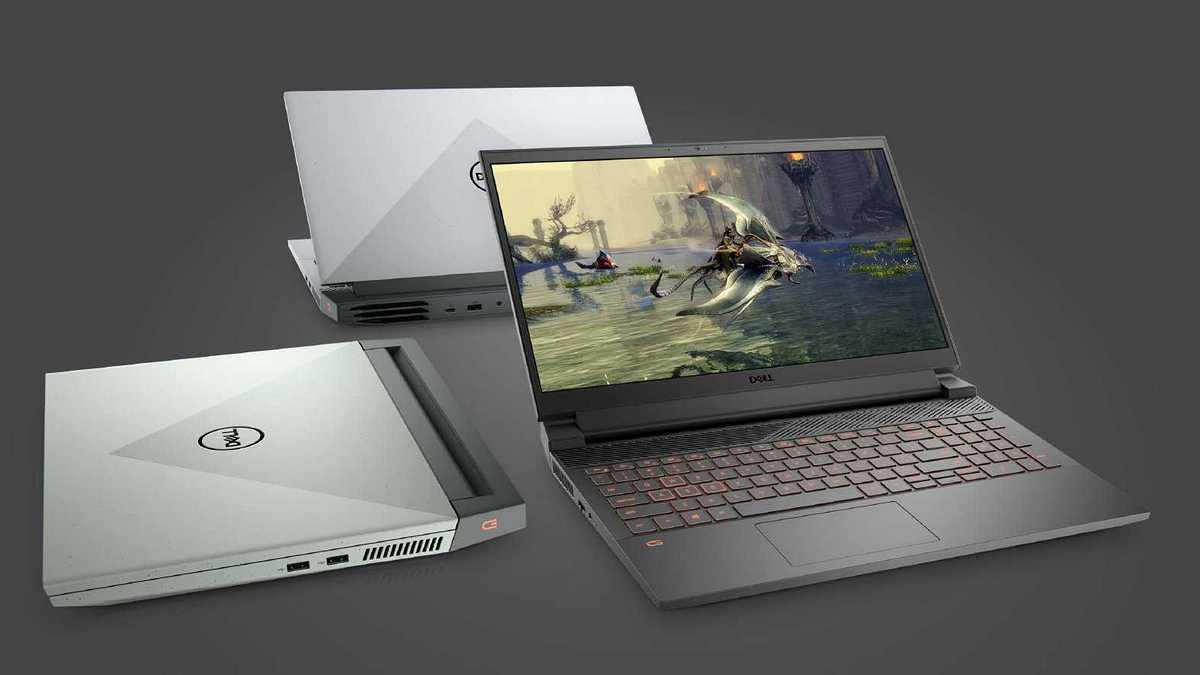 Dell_G15 gaming laptops