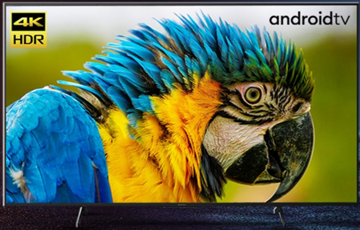 Sony Bravia 65 inch smart TV