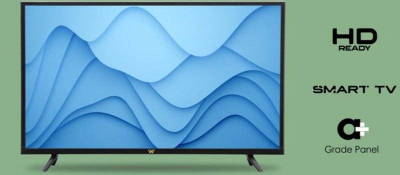 VW 32 inch HD LED smart TVjpg