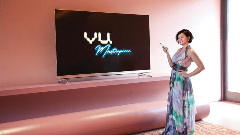 Vu 85 inch smart TV