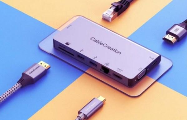 CableCreation USB C Hub