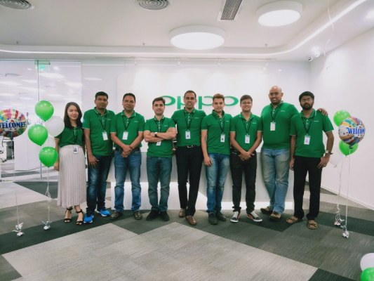 OPPO R and D team