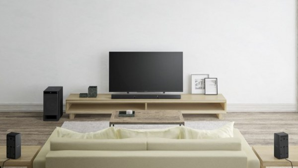 Sony HT RT 3 Home Theater System