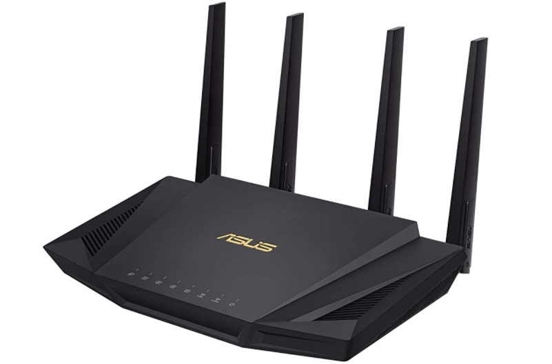 ASUS AX3000 Dual Band WiFi 6 Router