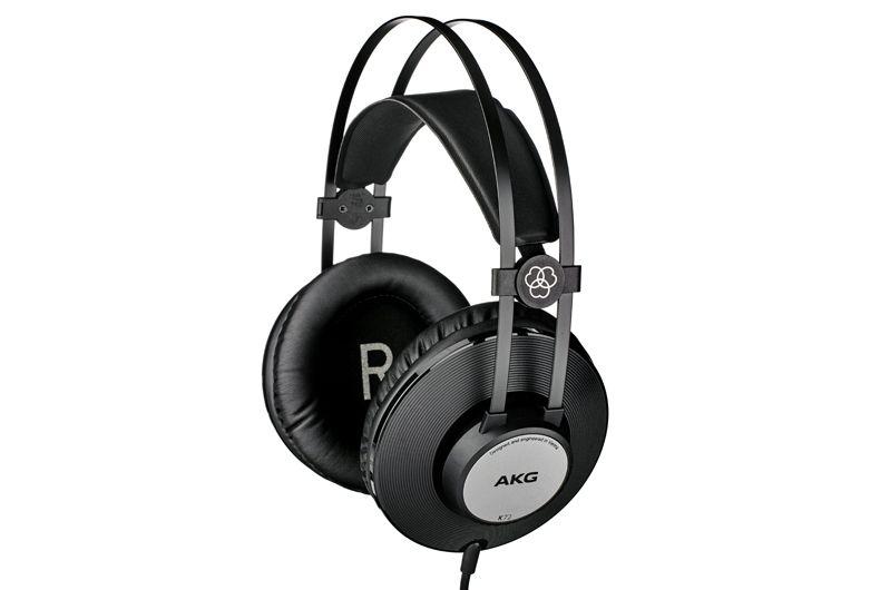 AKG K72 over-ear headphones