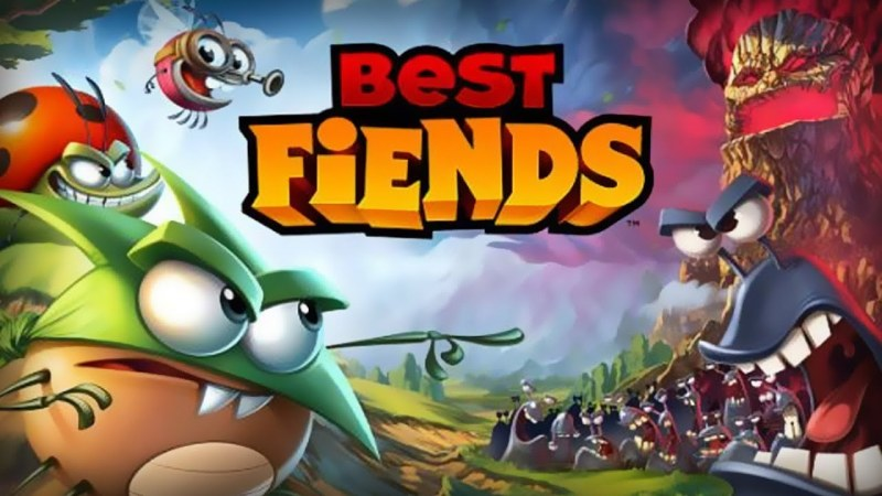 Best friend puzzle game