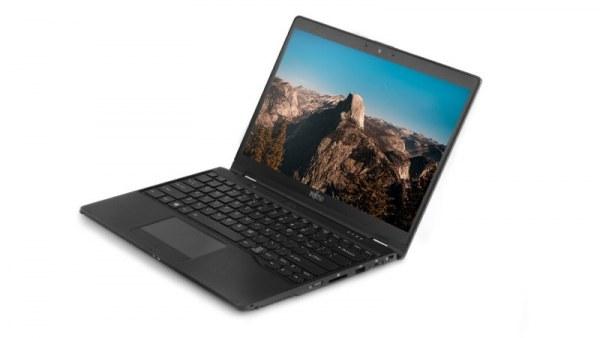 Fujitsu UH-X 11th gen laptop