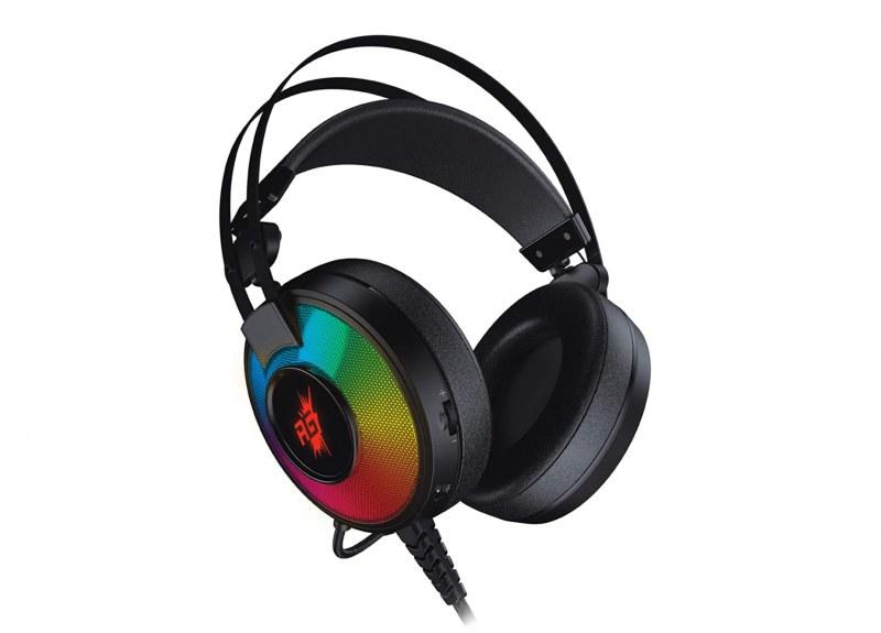 Red Gear Comet 7.1 Headphones