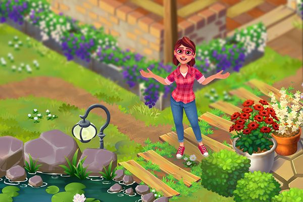 lily's garden game