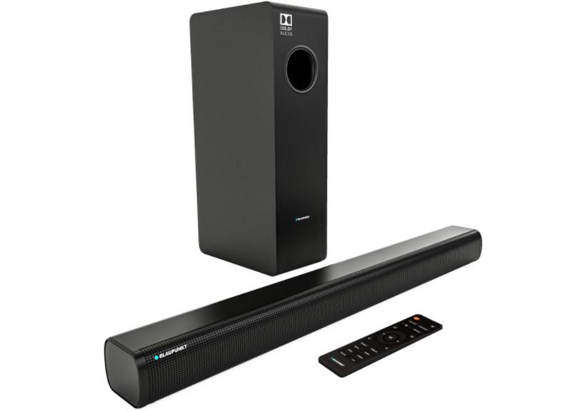 Blaupunkt Germany's SBW-04 200W Wired Dolby Soundbar