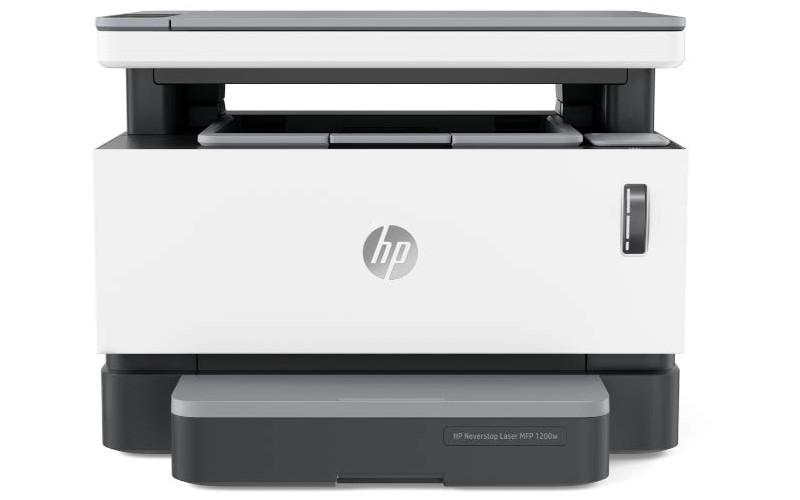 HP Neverstop 1200w laser printer