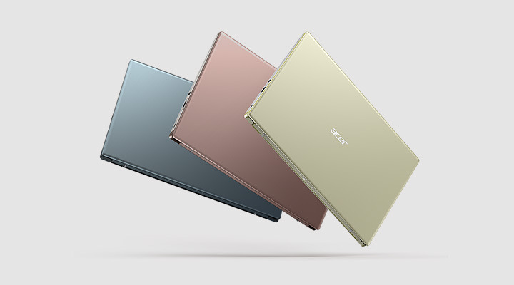 Acer Swift X laptop