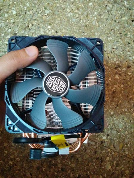 review cooler master hyper 212X
